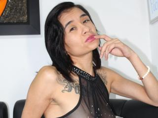 Picture of the sexy profile of Blakele, for a very hot webcam live show !