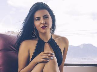 Sexet profilfoto af model SophiieHaze, til meget hot live show webcam!