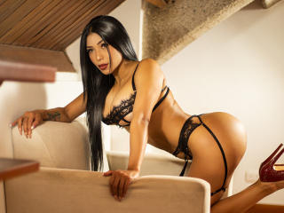 Sexet profilfoto af model SandraXSeins, til meget hot live show webcam!